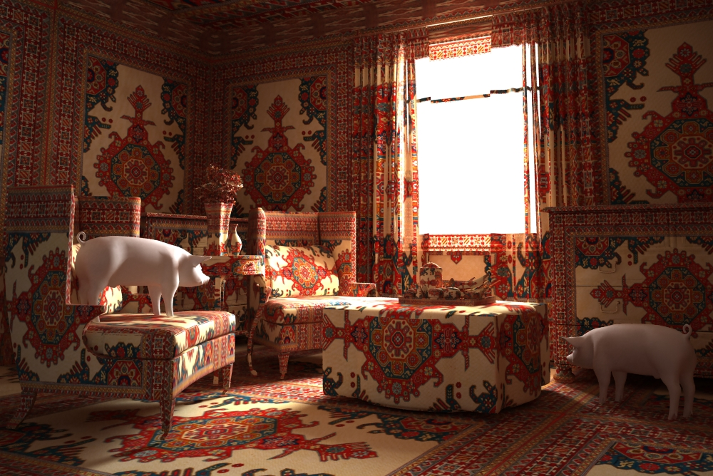 farid-rasulov-artist-artwork-contemporary-carpet-interior-2