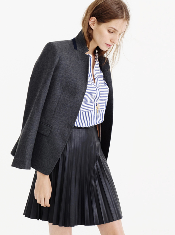 faux-leather-pleated-mini-skirt-jcrew