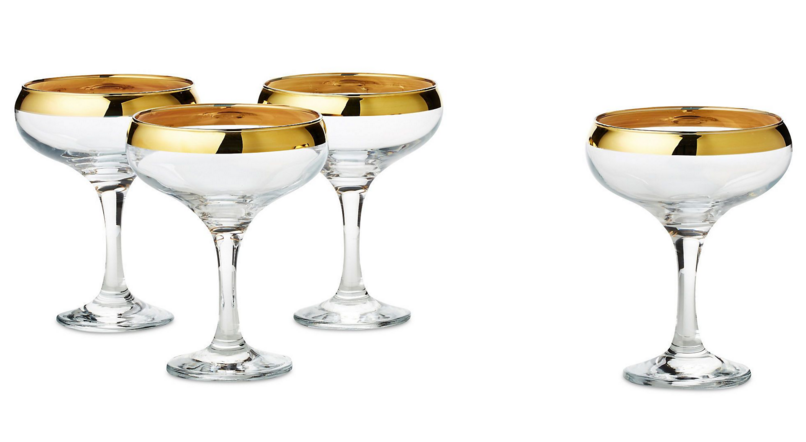 gold-rim-champagne-glasses-coupes