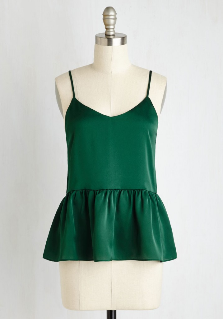 green-ruffled-top