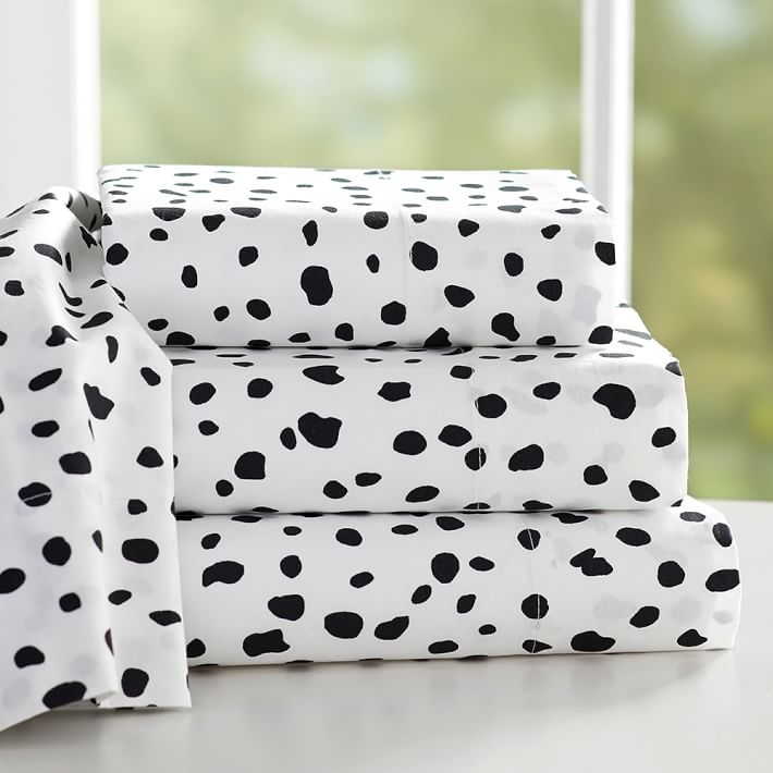 leopard-dot-sheet-set-black-white-bedding