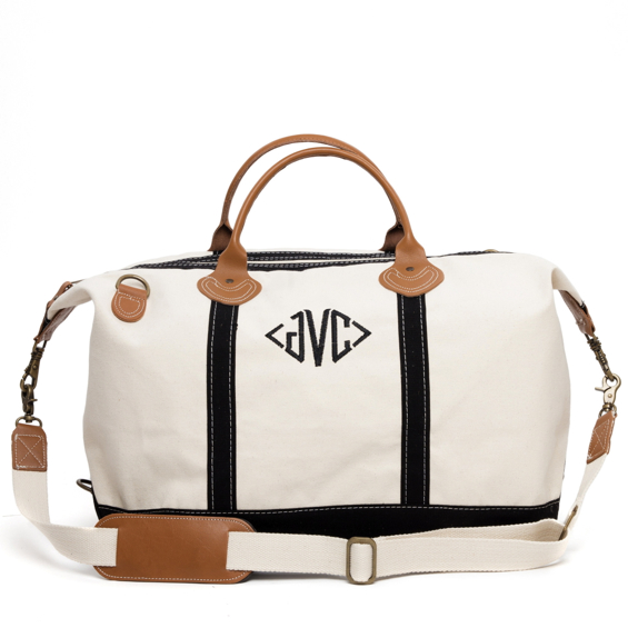 monogrammed-weekender-travel-bag