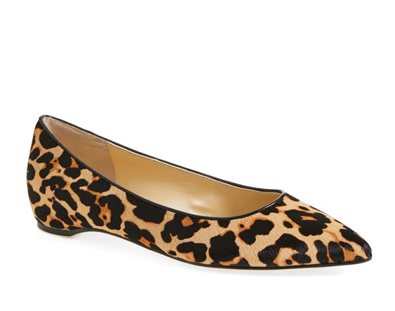 pointy-leopard-print-calf-hair-flats