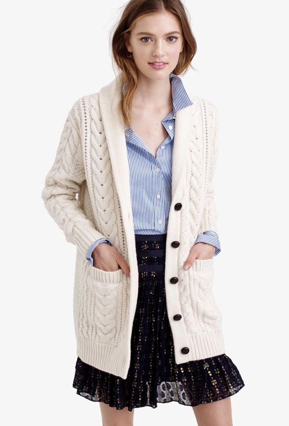 shawl-collar-cable-knit-long-cardigan-jcrew-ivory-white