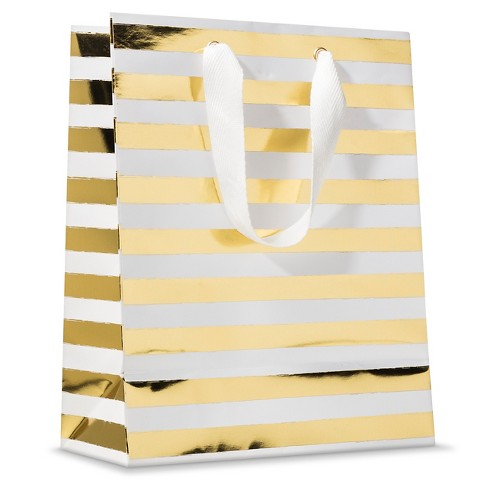 sugar-paper-gold-white-striped-gift-bag
