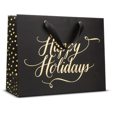 sugar-paper-happy-holidays-black-gold-gift-bag