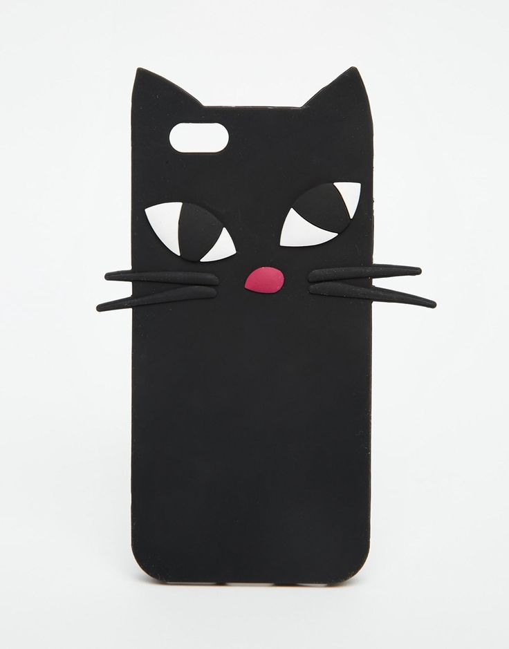 black-cat-iphone-case