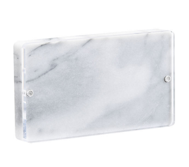 marble-lucite-picture-frame