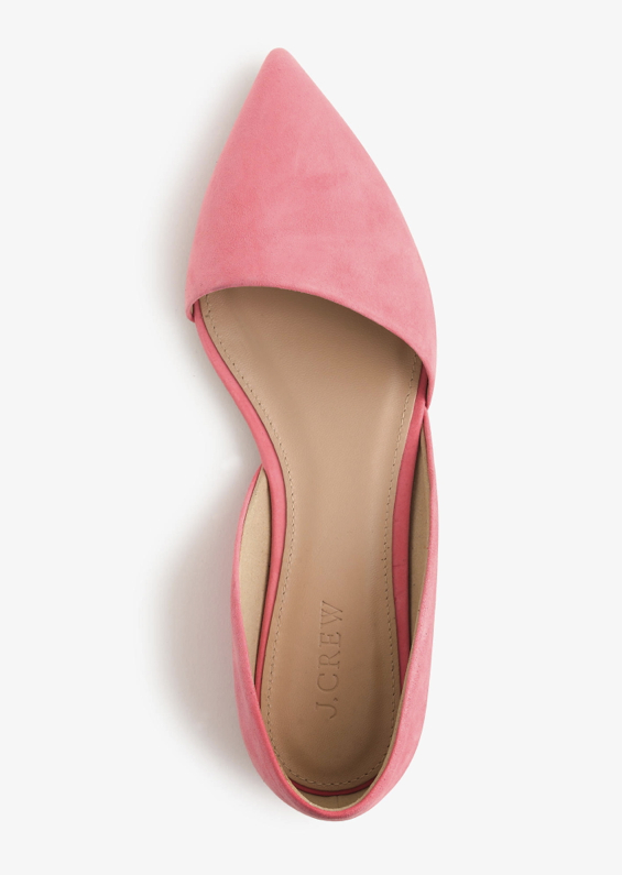 pink-suede-dorsay-flats-pointy-jcrew