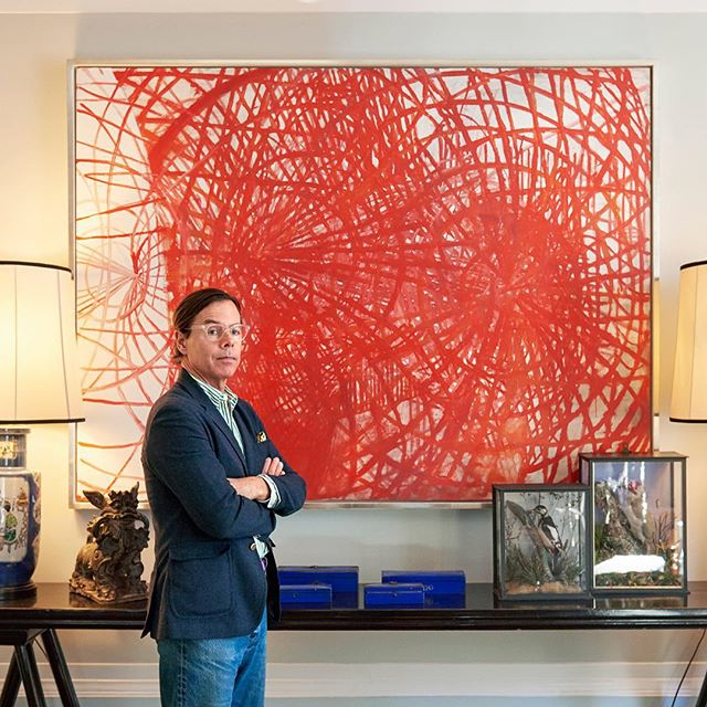 andy-spade-paddle-8-auction-house-home-apartment-new-york