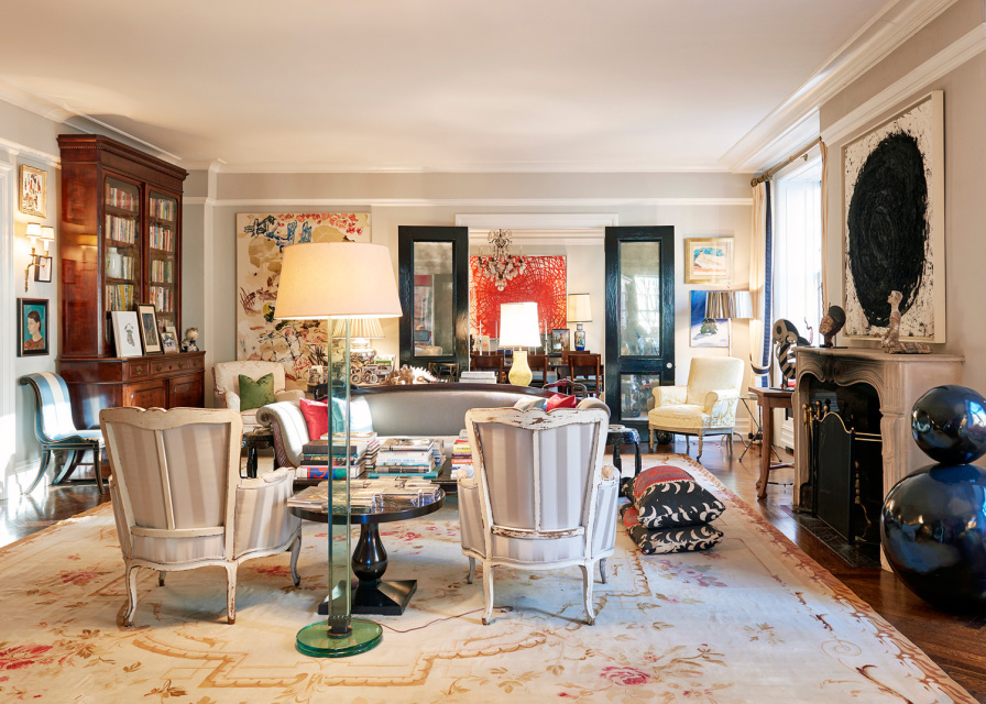 andy-spade-paddle-8-auction-house-home-apartment-new-york10