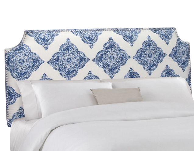blockprint-blue-and-white-headboard-nailhead