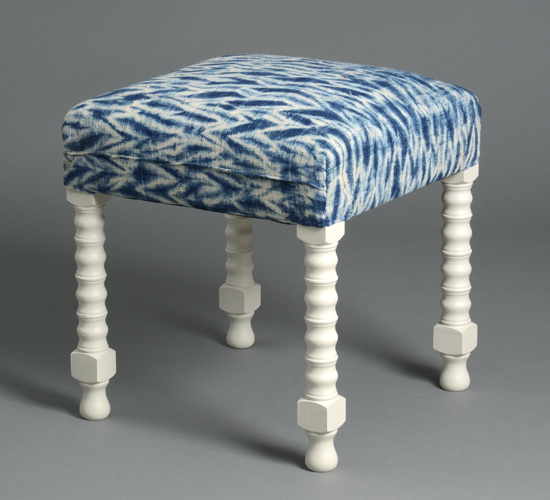 carolina-irving-and-penny-morrison-london-showroom-shop-ottoman-ikat