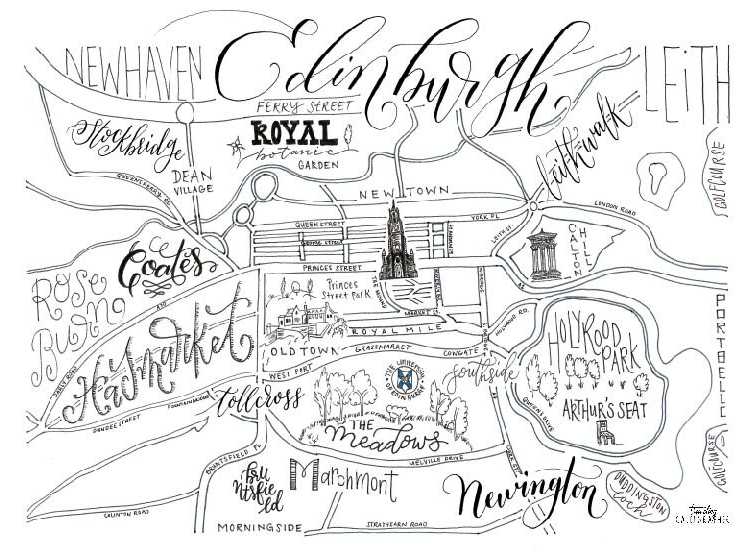 edinburgh-calligraphy-map-art-print