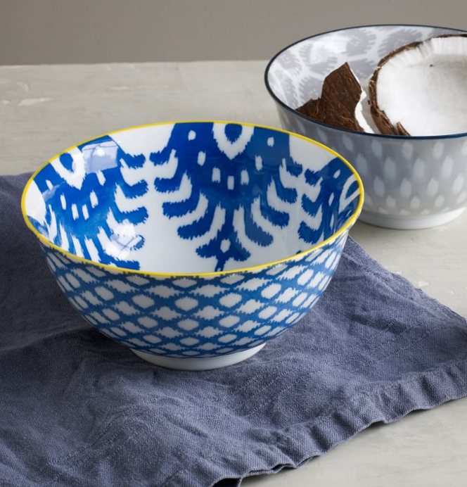 ikat-serving-bowl