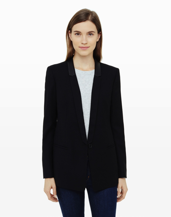 leather-trim-blazer-club-monaco-black
