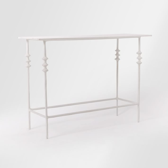 papier-mache-console-table