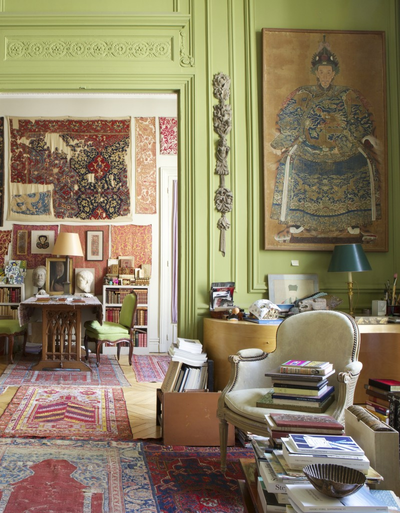 pierre-le-tan-home-studio-artist-illustrator-paris-11