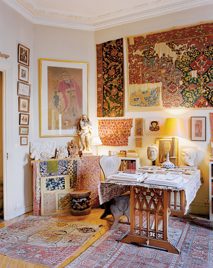 pierre-le-tan-home-studio-artist-illustrator-paris-3
