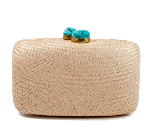 straw-woven-clutch-handbag-turquoise-stone-clasp