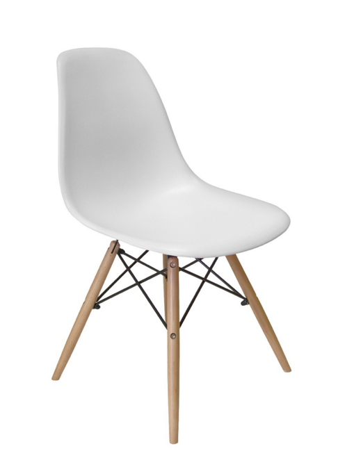 white-modern-mid-century-dining-chair-reproduction