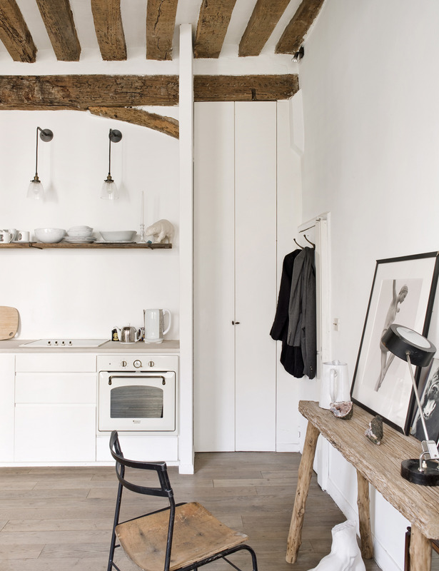 Matthew Brookes-parisian-apartment-rustic-minimalist-4