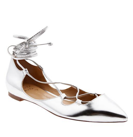 allie-silver-lace-up-pointy-flats