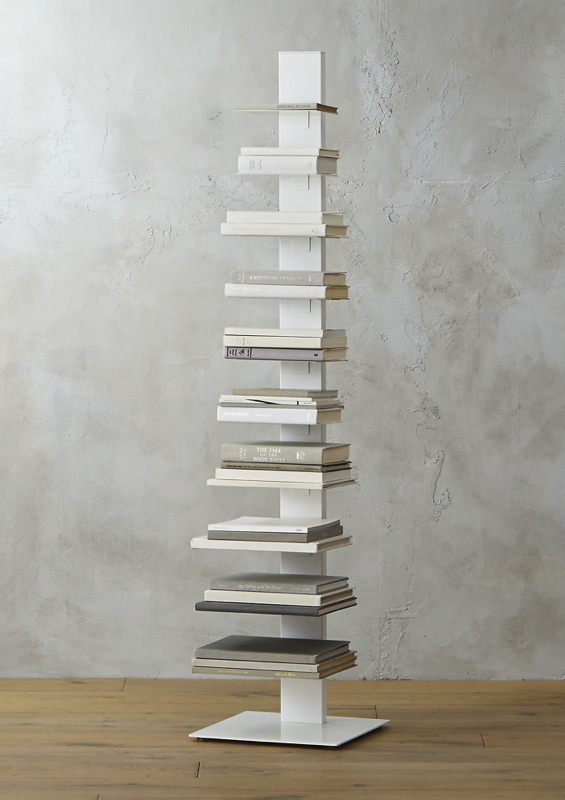 array-white-bookcase-cb2