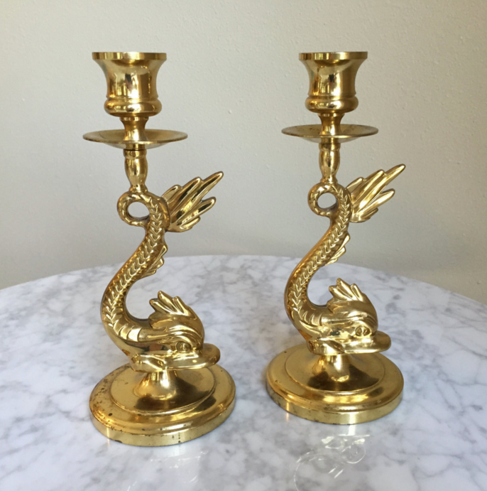 brass-dragon-dolphin-koi-fish-candlestick-holders