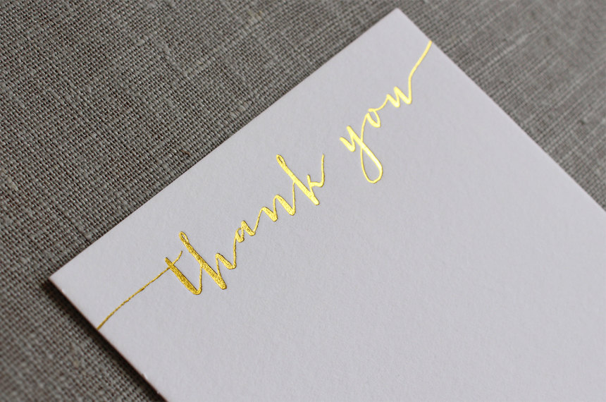 gold-calligraphy-letterpress-thank-you-cards