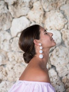 Les Bonbons Earrings by Rebecca de Ravenel