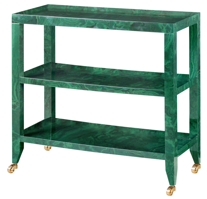 malachite-side-table-console-bar-cart