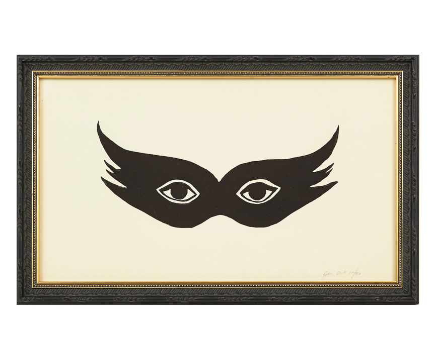 mask-print-jennifer-ament-linocut