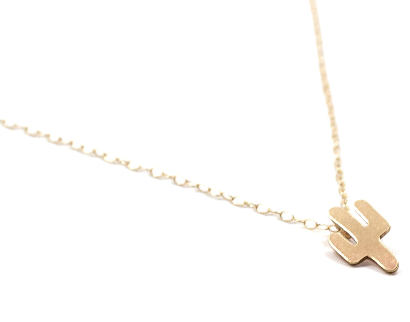 small-gold-cactus-necklace