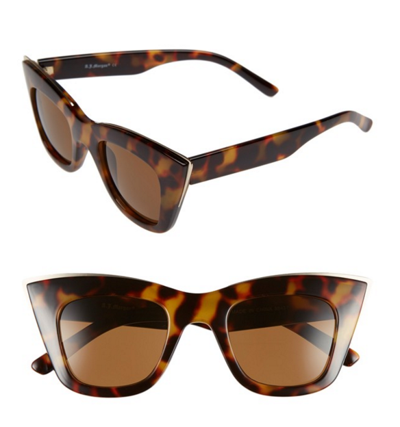 tortoiseshell-cat-eye-sunglasses