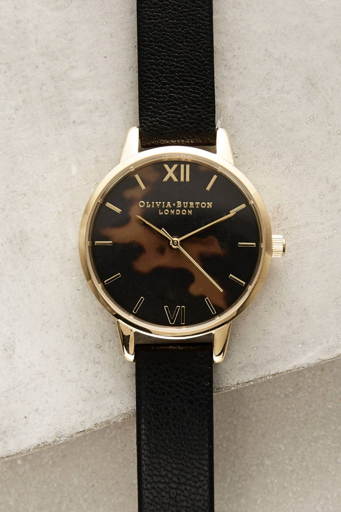 tortoiseshell-watch-black-leather