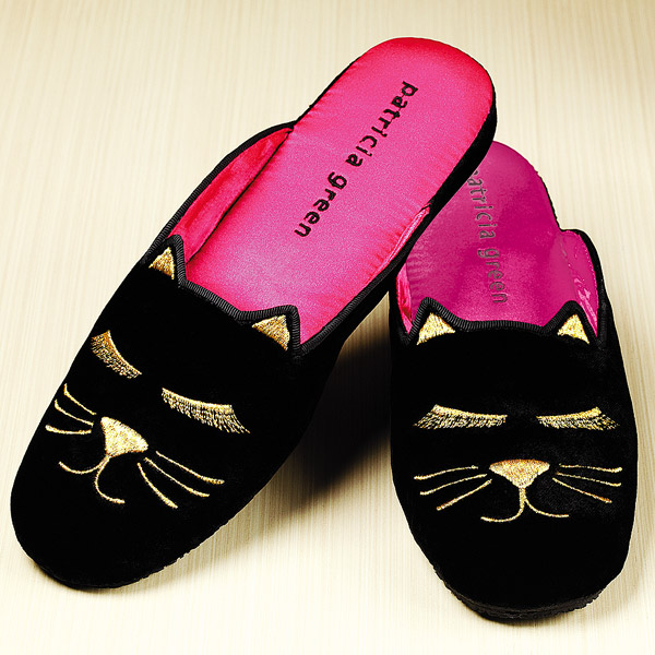 velvet-kitten-slippers