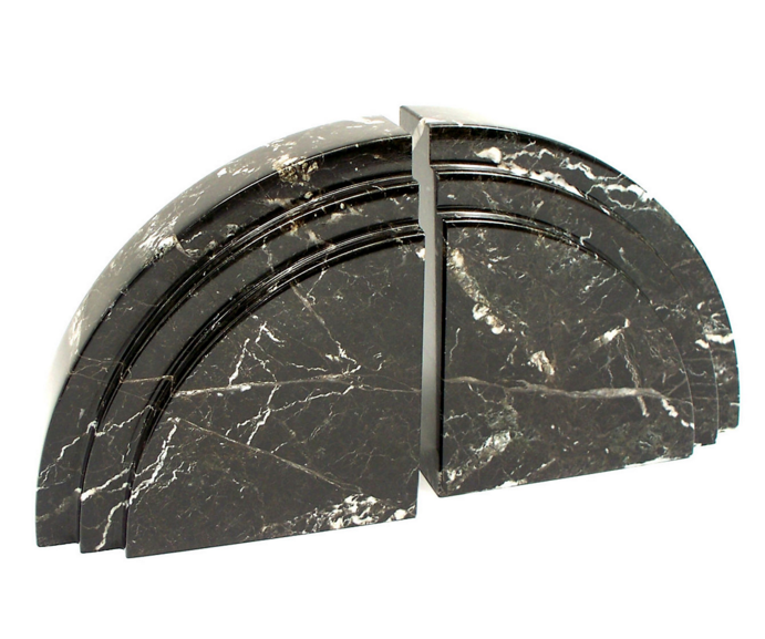 zebra-marble-arch-bookends