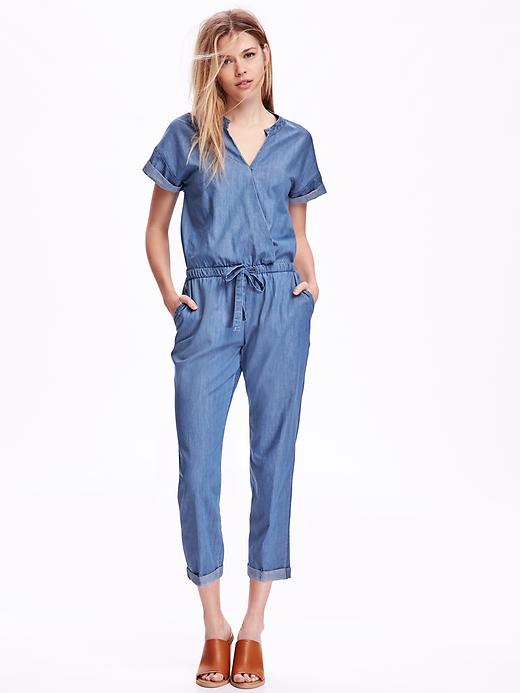 chambray-jumpsuit