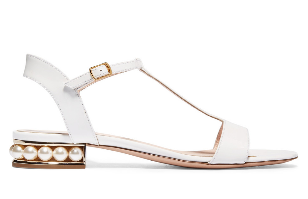 embellished-pearl-patent-leather-sandals