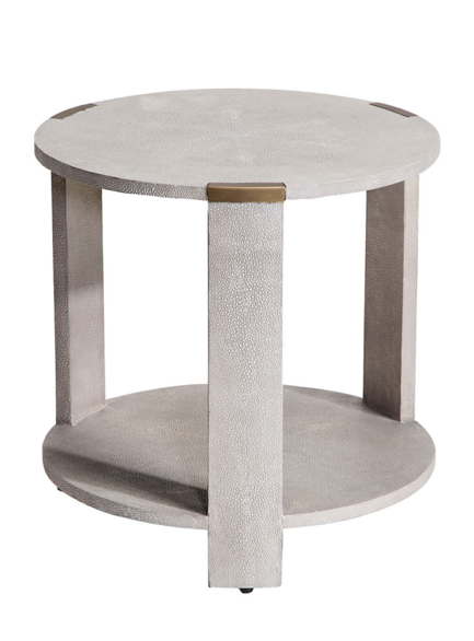 faux-shagreen-side-table-one-kings-lane-round
