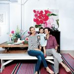 Kate Schelter's Colorful Chelsea Loft