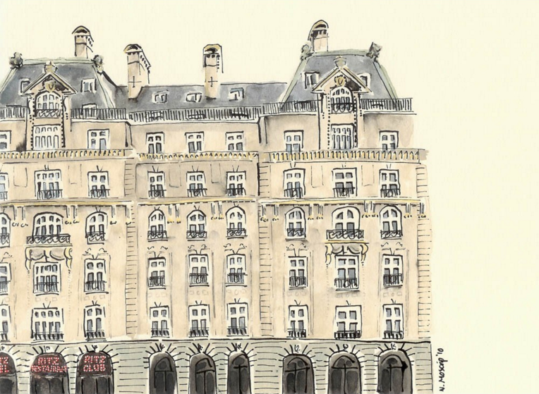 ritz-hotel-london-art-print-illustration-etsy
