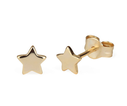tiny-gold-star-stud-earrings-etsy