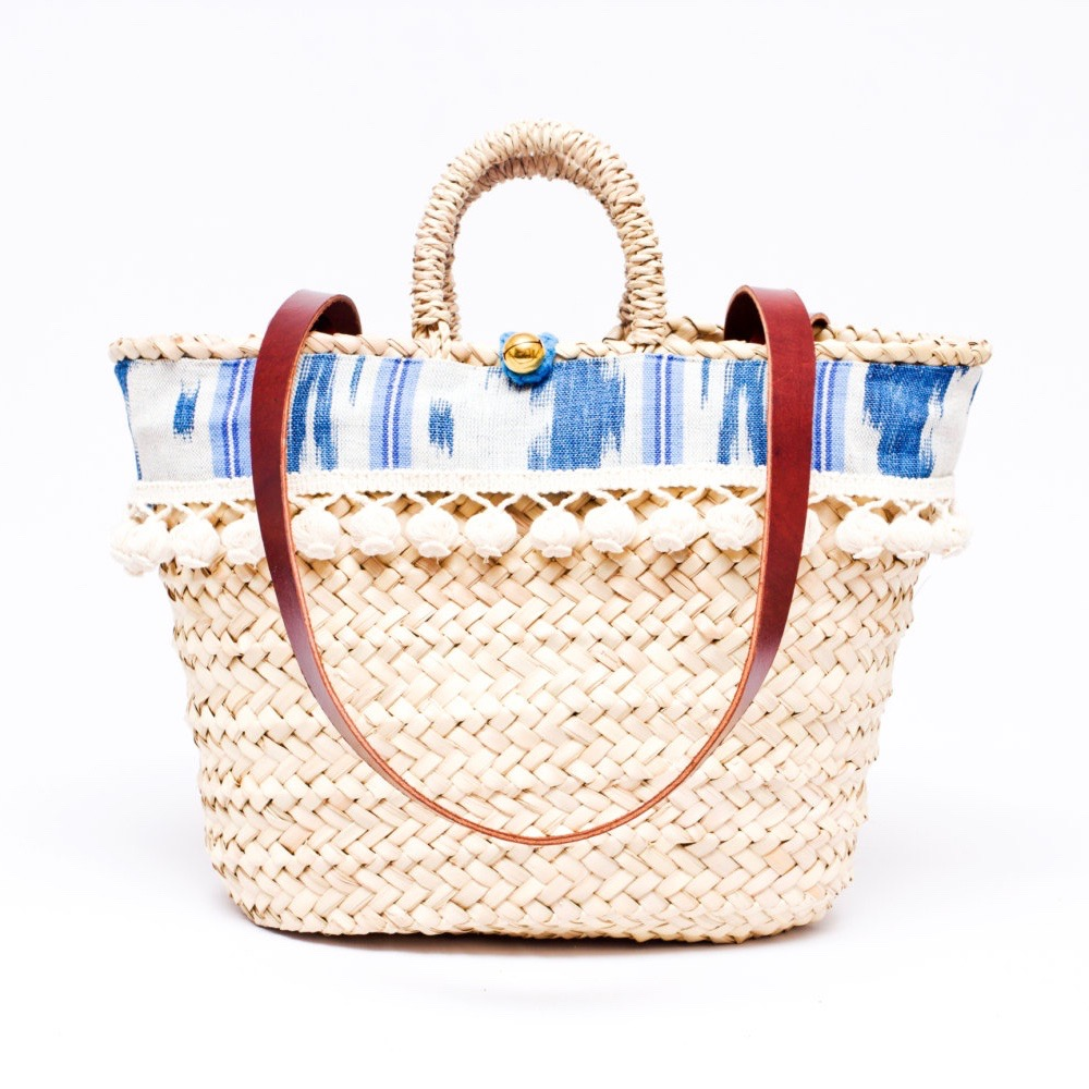 mimeyco-straw-tote-bag-pom-pom-leather-handles-ikat-2