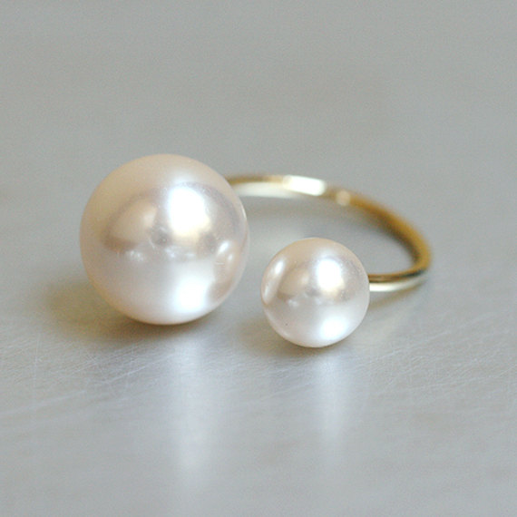 double-pearl-ring-etsy