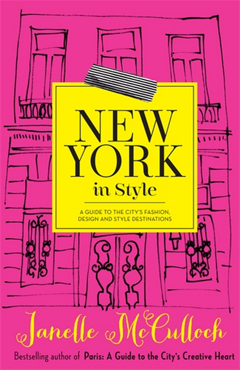 new-york-in-style-janelle-mcculloch-book-cover