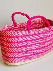 Best of Etsy: Shicato Woven Tote Bags