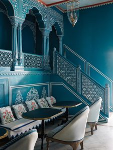 Bar Palladio in Jaipur, India