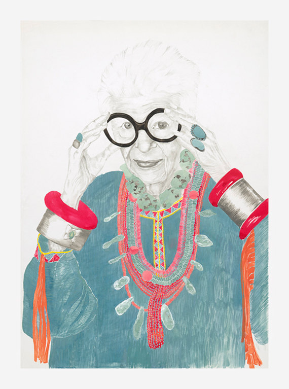 iris-apfel-illustration-art-print-etsy